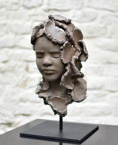 Exil Chloé Sontrop Terre cuite http://chloesontropsculpture.com/