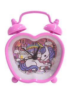 Swimmer Japan Unicorn Alarm Clock