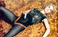 Barbarella - I enjoyed our time together but her fixation on Duran Duran used to drive me crazy...