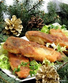Polish Recipes, Polish Food, Chicken Wings, Seafood, Sausage, Food And Drink, Menu, Karp, Xmas