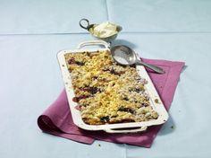 Unser beliebtes Rezept für Linzer Streuselkuchen und mehr als 55.000 weitere kostenlose Rezepte auf LECKER.de.