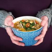 Uitbreiding op komst ❤ | Laksa – Maleisische curry soep