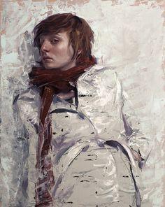 Painting by David Palumbo.