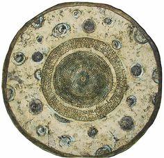 HENNIE MEYER   Plate     Ceramic
