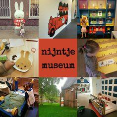Uitje met onze peuter: het Nijntje Museum in Utrecht #leukmetkids Holland Cities, Visit Holland, Weekend Trips, Day Trip, Utrecht, Holland Beach, Activity Board, Miffy, Family Day