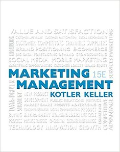 Framework for marketing management 6th edition marketing test bank marketing management 15th edition by philip kotler fandeluxe Choice Image