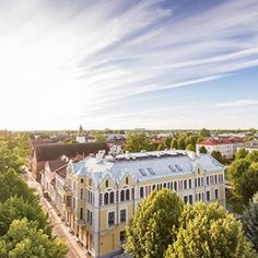#Viljandi #estonia #parkhotellviljandi #hotel