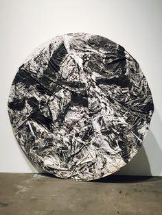 Emilio Vedova at Art Unlimited, Basel
