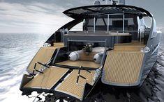 power catamaran design concept - juri karinen works