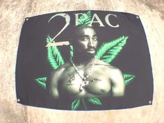 HIP HOP music style 2PAC fabric 24x36 poster rap music style quality art banner