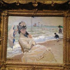 Claude Monet Expo l'Atelier en Plein Air Musée Jacquemart André