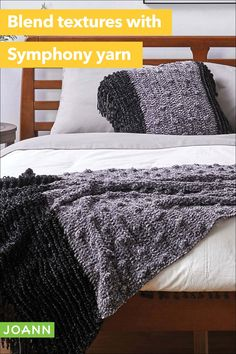 So much texture! So amazing! Start crocheting now, so this cozy blanket and pillow will be ready when snuggle season arrives. Double Crochet, Single Crochet, Pillows Online, Cozy Blankets, Pillow Forms, Joanns Fabric And Crafts, Slip Stitch, Crochet Hooks, Crochet Projects