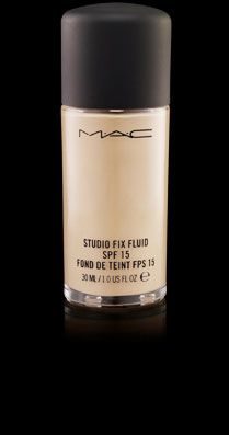 MAC Studio Fix Fluid SPF 15 (this was recommended for me to try since I have very pale yellow skin. It's on my list) NC15