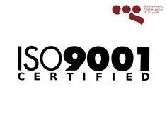 EOG CORPORATIVO. Una certificación ISO, se obtiene por cumplir de manera puntual con las normas establecidas por La Organización Internacional de Normalización, ISO por sus siglas en inglés, que es el organismo encargado de desarrollar las normas que una empresa o prestador de servicios debe cumplir para llevar a cabo de manera correcta sus actividades. En EOG, contamos con la certificación ISO 9001 2008, misma que nos avala como una empresa profesional. #solucioneslaborales