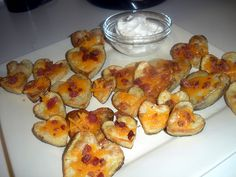 who loves ya baby?  heart-shaped potatoes....thats the way right straight to the heart!