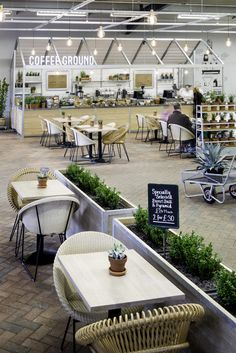 Coffee Ground (Endsleigh), Restaurant or Bar in another space Kiwi & Pom