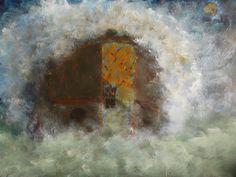 """""""New Dawn"""" Painted by Fadi Abu-Deeb"""