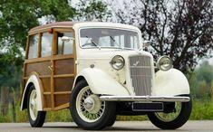 1936 Austin 10/4 Cambridge