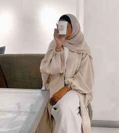 Latest Simple And Elegant Abaya Designs To Inspire You – image:@modest_drip - Modern And Trendy Dubai Style Embroidery Abayas - Dubai Black Abaya - Modern Abayas - Abaya Fashion - Casual Abaya Fashion - Eid Abaya 2020 - Abaya Fashion Dubai 2020 - Abaya Fashion Dubai Arab Swag - Abaya Fashion Dubai Kaftan #abaya #abayadubai #abayadubai #abayablogger #abayadesigns #hijab Modest Fashion Hijab, Modern Hijab Fashion, Modesty Fashion, Hijab Fashion Inspiration, Islamic Fashion, Abaya Fashion, Muslim Fashion, Fashion Outfits, Dubai Fashion