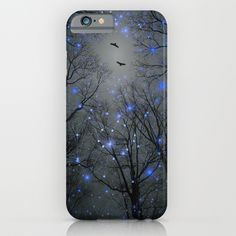 The Sight of the Stars Makes Me Dream (Geometric Stars Remix) iPhone & iPod Case