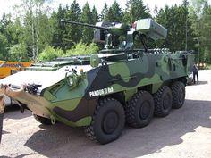 Armoured Fighting Vehicle   ... wheeled military vehicle Ceska Zbrojovka infantry fighting vehicle
