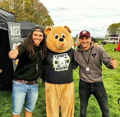 Ages Apparel at Teddy Rocks festival in Blandford. Such a great event and over £76,000 raised for children with cancer!
