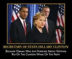 The Criminal Administration and NO GOP worth their salt to go after them. We need people of integrity in office.