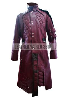 Star Lord Guardians Of The Galaxy Coat