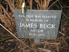 """James Beck - British actor. Famed for his role as """"Private Walker"""" in the legendary BBC comedy series """"Dad's Army"""". Beck also appeared in """"Love Thy Neighbour"""" and """"Romany Jones"""". A potentially highly rewarding career for Beck was sadly cut short in 1973 following a burst pancreas which caused his premature death."""