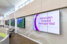 Case study: LG helps Benenden hospital create a sensory environment with high-tech edge ...