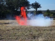 This is a video I shot of a pumpkin filled with tannerite being shot and exploding.