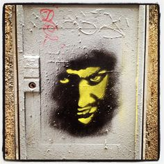 "@jerdemars's photo: ""#graffiti #stencil #urbanart #wallart #streetarteverywhere #streetart #muralpainting #montpellier #france #visage #face"""