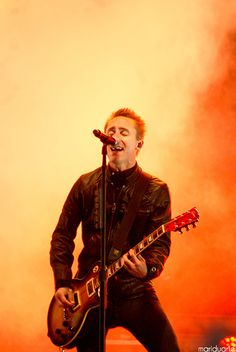Ryan Key of YC (Yellowcard)