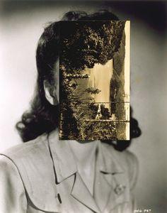 John Stezaker. Mask XXVI. 2006