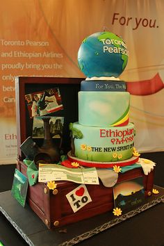 Toronto Pearson welcomes Ethiopian Airlines
