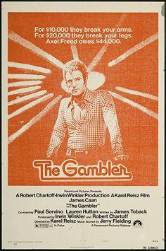 The Gambler (1974)
