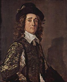 Portret van Jasper Schade van Westrum ~ 1645 ~ Olieverf op doek ~ 80 x 67,5 cm. ~ Národne Galerie, Praag