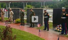 Located along the Illinois River in Marseilles, Illinois, the Middle East Conflicts War Memorial honors the service men and women who died while defending freedom from 1979 to the present. And a private company is behind it all!