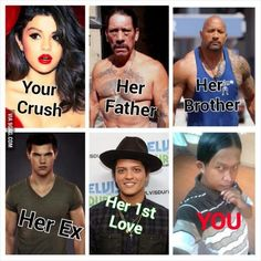Your Crush Her Father Her Brother Her Ex Her 1st Love. You ~ Joke ...