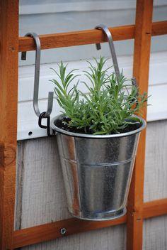 balcony planter idea