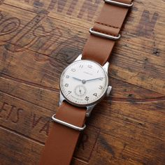 military watch (it's bri'ish, and moderately affordable)