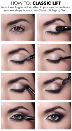 A Stunning Makeup Tutorial for Brown Eyes. This makeup tutorial for brown eyes will show off your most gorgeous assets! affiliate link