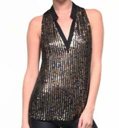 Confections Boutique And Bags - MLV-WINONA-BLACK-TOP