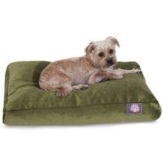 "Majestic Pet Villa Rectangle Pet Bed Color: Vintage, Size: Extra Small (20"" L x 27"" W)"