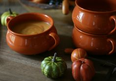 Sweet Potato-Apple Soup   This is the time of year when I start making foods that are a little heavier ~ it's something about the way I nest ~ fall = hearty in my mind. I have a thing for sweet potatoes {they are full of nutrients} and apples which are especially delicious right now. ...