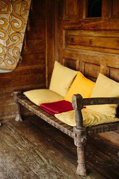 Bambu Indah - Kuno House deck2 - Dulce Photography