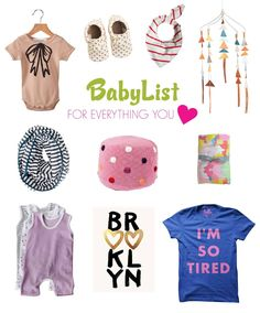 Are you working on your baby registry? If so, you should check intoBabyList! It's a fantastic registry option where you can add anything at all (from services such as house cleaning, necessities like diapers, or my favorite: vintage or handmade goodness from smaller shops or etsy!). It's great that you aren't limited to bigger box […]