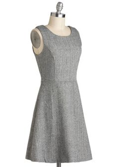 Office Fête Dress, (L) ModCloth.com $47.99