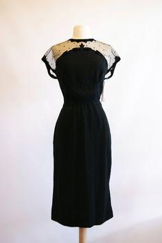 1950s Black