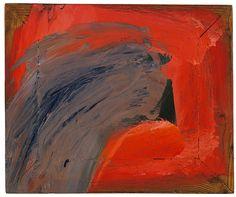 Open the Door Richard · Howard Hodgkin Abstract Expressionism, Abstract Art, Howard Hodgkin, Hans Peter, Franz Kline, Willem De Kooning, Colorful Paintings, Impressionism, Printmaking